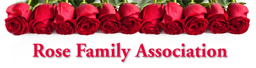 Rose family Association